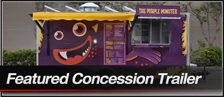 Concession Nation - Featured Food Trailer
