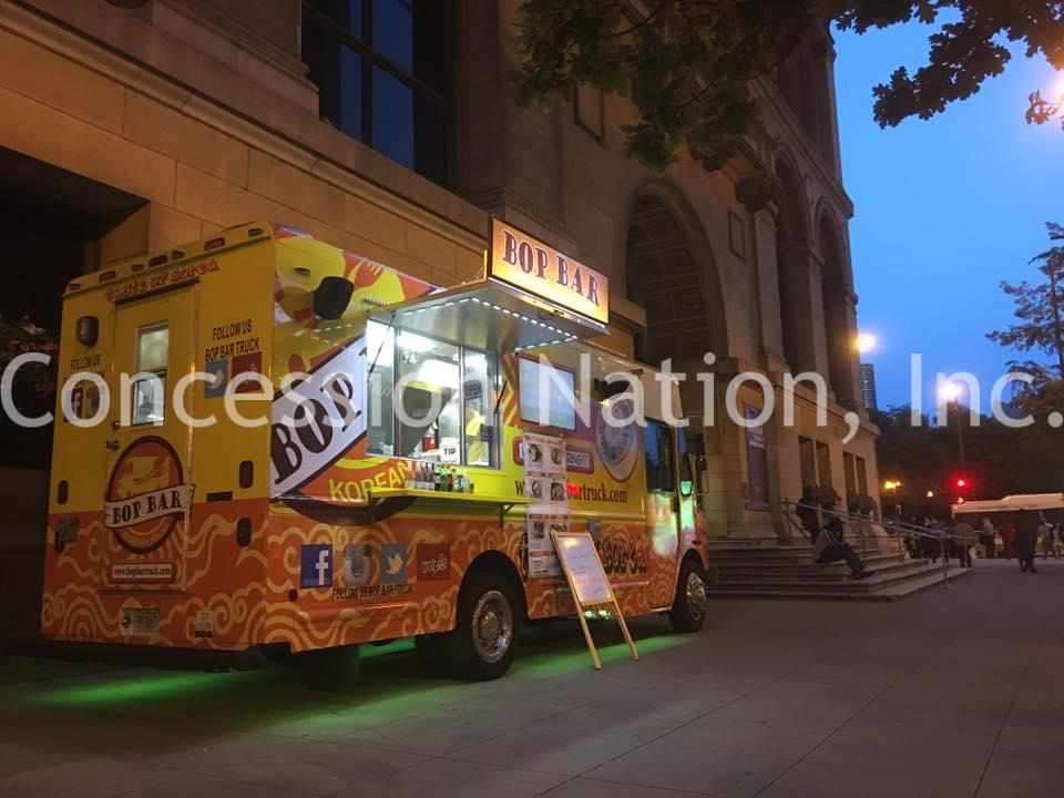Asian food trucks food trailers for sale concession nation for Food truck bar