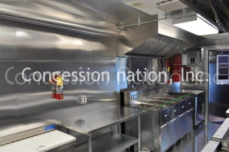 Product Details Custom Food Trucks Concession Nation