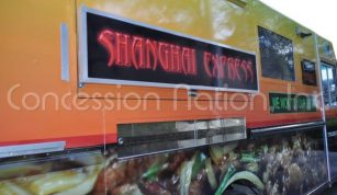 Asian Cuisine - Shanghai Express