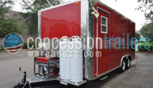Africa - Some Of Our Trailers in Africa