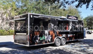 BBQ Trailers - BBQ Prime County & Catering
