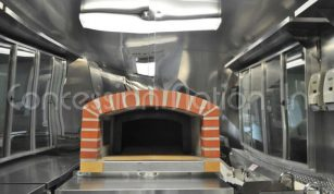 Brick Oven Pizza Trailers - Big Al's
