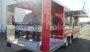 Brick Oven Pizza Trailers - Gourmet On The Way