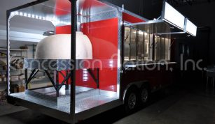 Brick Oven Pizza Trailers - Jason Bajalieh