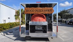 Brick Oven Pizza Trailers - Lori Gregory