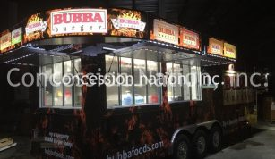 Bubba Burger Trailer