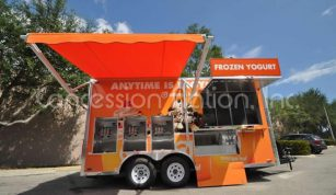 Desserts Trailers - Orange Leaf