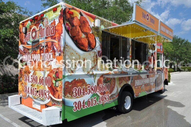 Star Of India Indian Food Truck