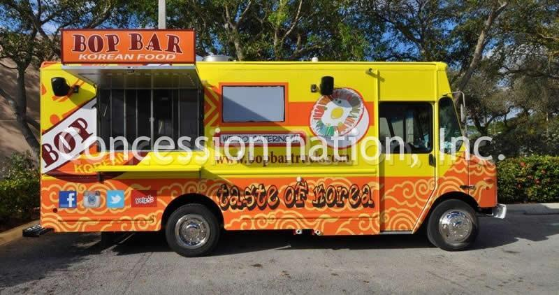 Asian Food Trucks Food Trailers For Sale Concession Nation