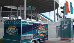 Sports Teams - Boston Culinary Group - Dolphin Stadium
