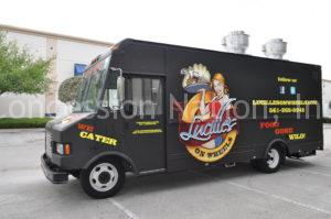 Lucille's BBQ Food Truck