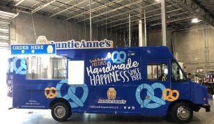 Auntie Anne's Pretzels Food Truck