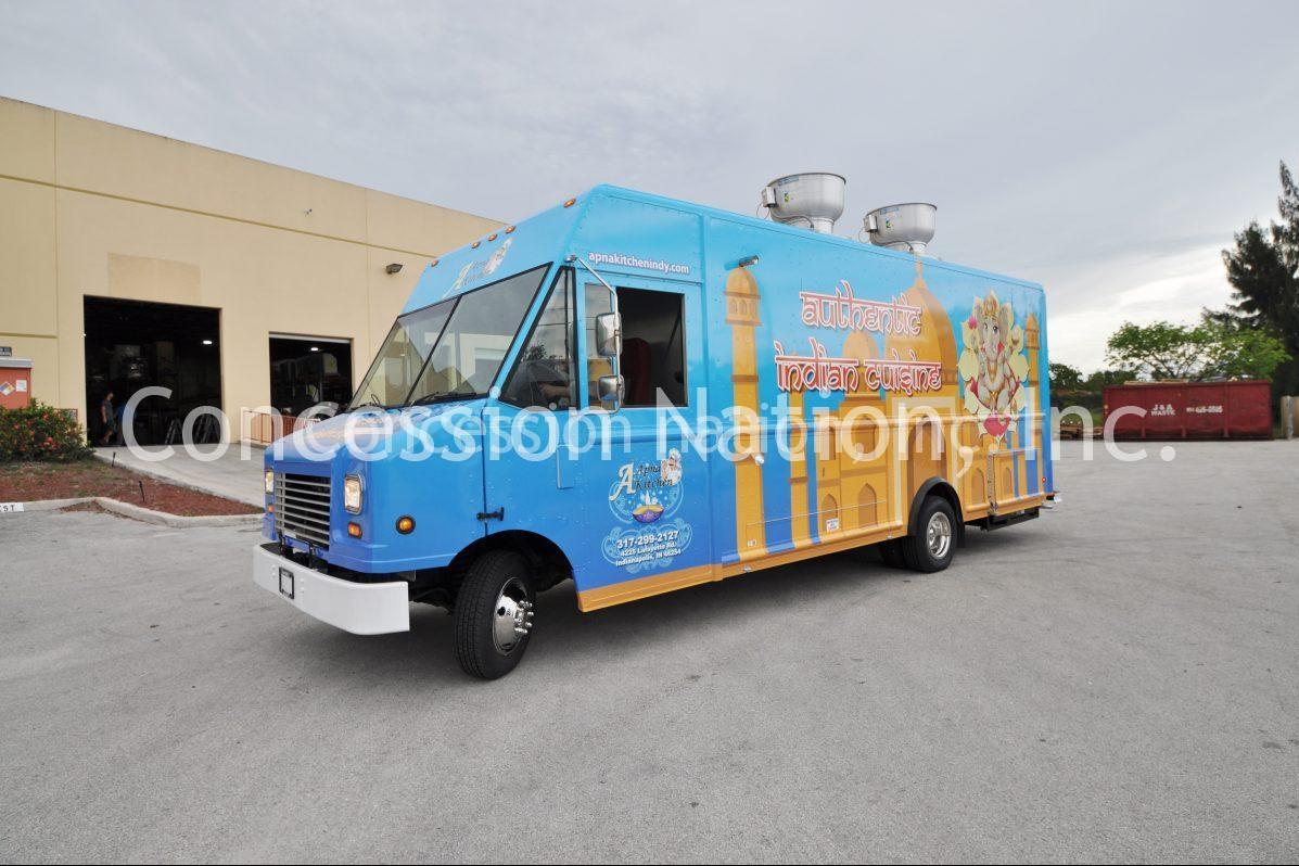 Indian Food Trucks Indian Cuisine Concession Nation