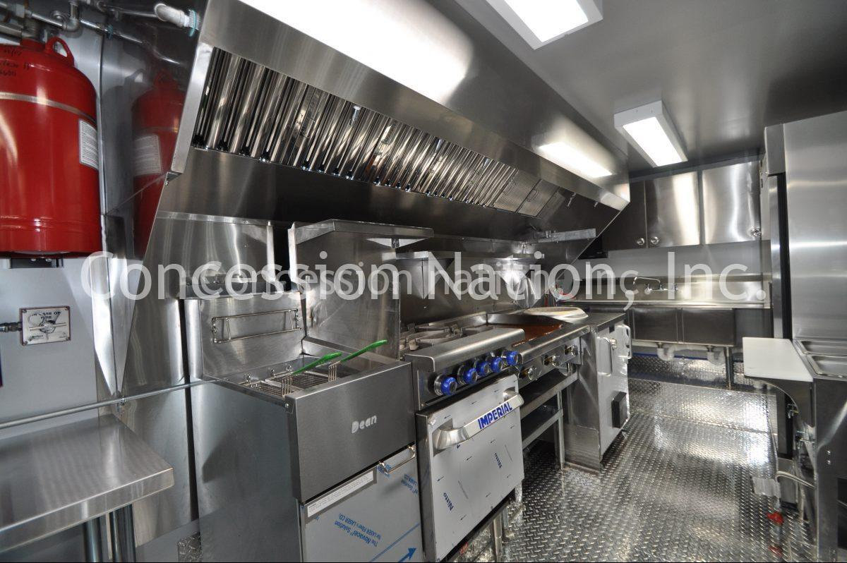 Apna Kitchen Vijay Taxak Custom Food Trucks Concession