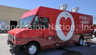 Arkansas Heart Hospital Food Truck