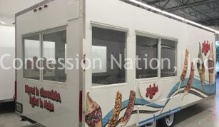 Custom Windows for Food Trucks & Trailers