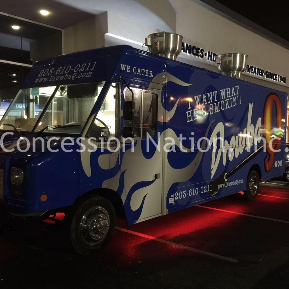 DrewbaQ Food Truck