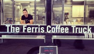 FERRIS COFFEE & NUT TRUCK