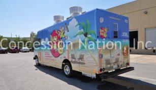 Dune Dog Cafe Food Truck
