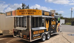 La Takeria food trailer