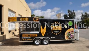 La Takeria food trailer