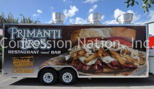 Primanti Bros. Trailer