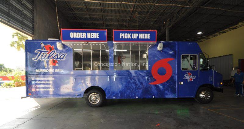 793479d2b4 Sodexo Tulsa Hurricane Grill Food Truck