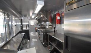 Sodexo Tulsa Hurricane Grill Food Truck