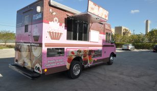 Wicked Good Cupcakes Truck