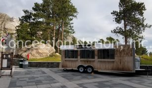 Xanterra Parks Concession Trailer
