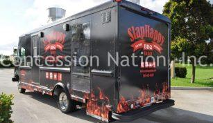 Custom Windows for Food Trucks & Trailers