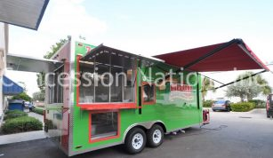 Guerrero 2 Authentic Mexican Food Trailer