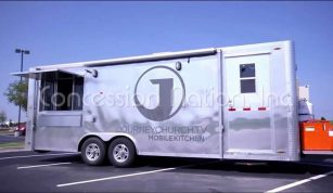 Journey Church Concession Trailer