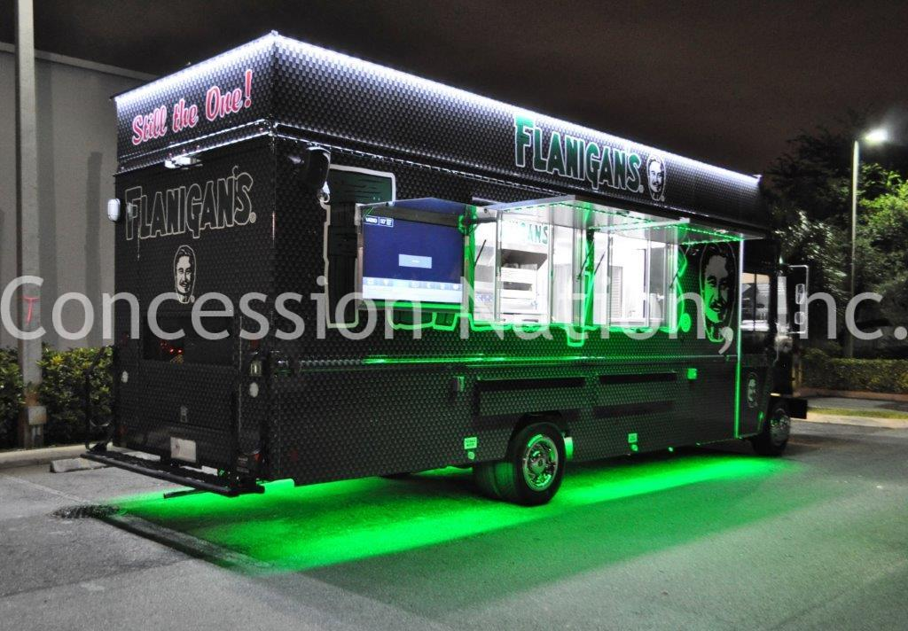 Lighting for Food Trucks