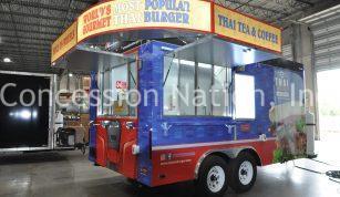 Menu board for food trucks & trailers