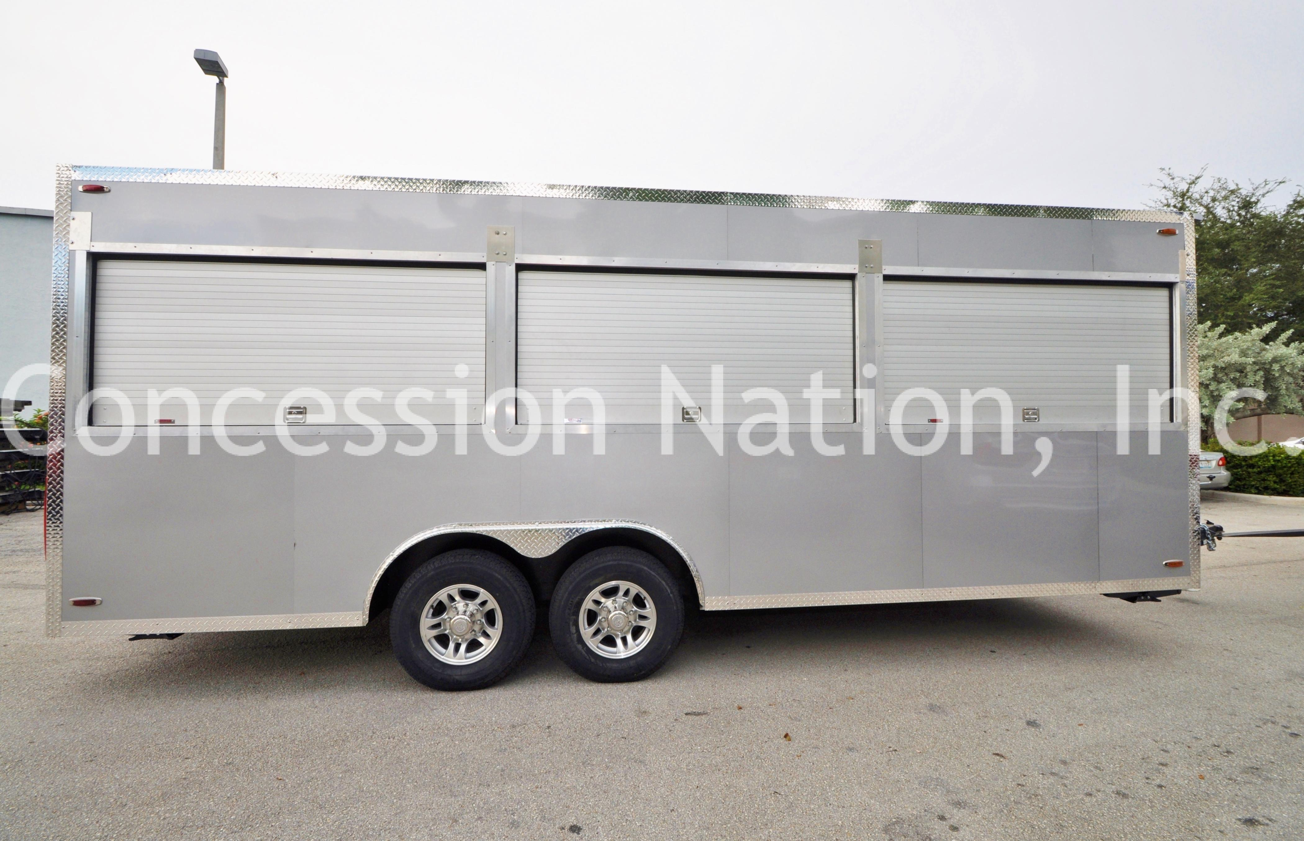 Centerplate Trailer