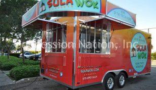 Sula Wok Concession Trailer