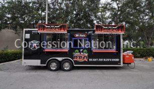 Smoker Trailer_TX BBQ Island