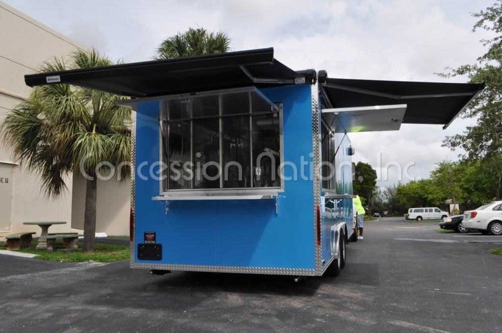Why your Food Truck should have an Awning | Food Trucks ...