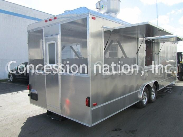 BBQ Trailers - Tally Wallen