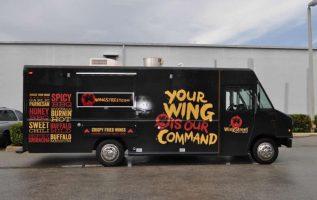 Pizza Hut Food Truck