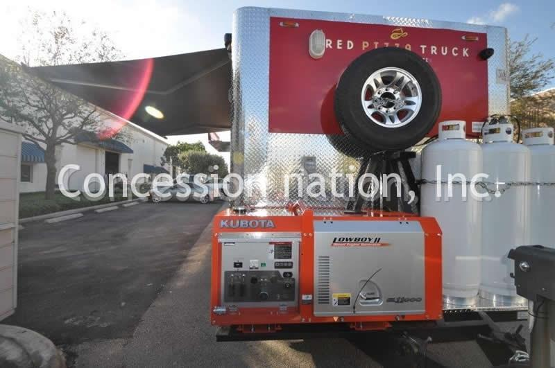 Food Truck Generators How To Power A Food Truck
