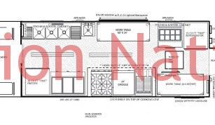 18' Levy Restaurant Food Truck_Palace Roadhouse BBQ Floorplan