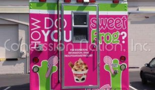 Sweetfrog Food Truck