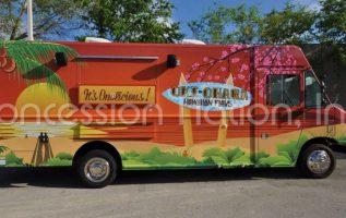 Oki-Ohana Food Truck Japan