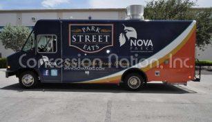 NOVA PARK STREET EATS FOOD TRUCK