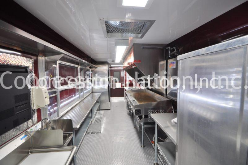 Bubba Burger Custom Food Truck