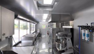 Auntie Anne's Pretzel Food Truck