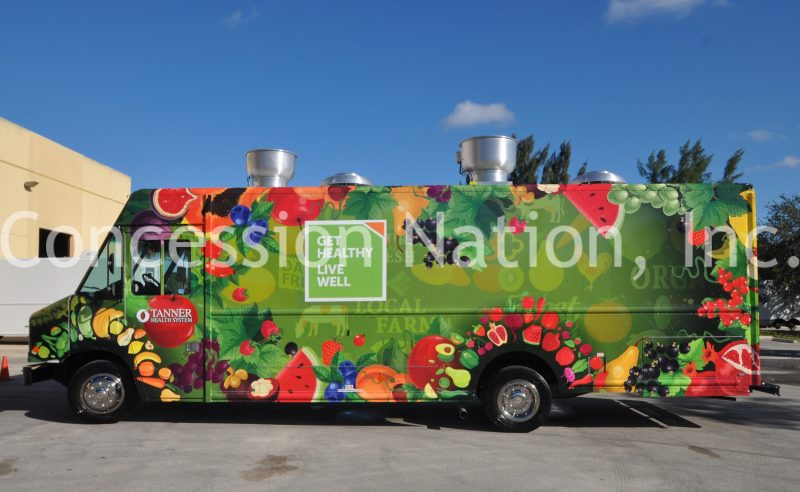 Tanner Health System Food Truck